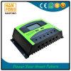 Contrôleur solaire de la CE chaude de la vente 12V, 12V/24V commutateur automatique 40A