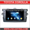 Special Android Car DVD GPS Player para 8  (COROLLA 2006-2011) (AD-8017)