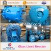 Embarcação alinhada vidro alinhada de vidro 100L do reator do revestimento da certificação de ASME - 20000L