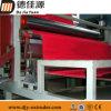 Linha de produção do tapete/esteira do PVC/linha de giro da extrusão do tapete