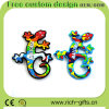 Regali del magnete del frigorifero del PVC dei prodotti del ricordo di Geckotourists (RC-TS13))