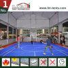 500-1000 Sqmの多角形はテントの大きい一時フットボールスタジアムのプールカバーを遊ばす