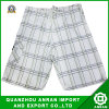 Beach Shorts di Plaid Men bianco con Highquality