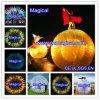 Hierba inflable que brilla la bola humana de Zorb de la hierba de la bola de Zorb de la bola de Zorb (MJE-092)