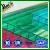 Folha principal quente da telhadura da parede da cavidade do PC do policarbonato do Sell 100% Bayer Makrolon