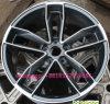 O alumínio orlara as rodas da liga da réplica S5 para Audi