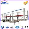 6-12carsローディングのための車のトレーラーを運ぶ車の運送業者のトレーラーの自動車運搬船
