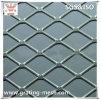 Metal expandido expandido galvanizado do aço suave do engranzamento do metal