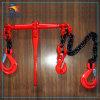 Angestrichenes Rot mit Kette u. Schaltklinken-Typen Eingabe-Mappe der Haken-L-140