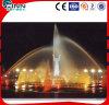 Новый популярный крытый или напольный фонтан сада воды танцы нот