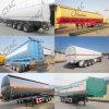 China-direkter Lieferant des 30-60m3 Öltanker-halb Schlussteiles