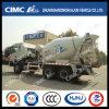 Cimc Huajun 8cbm 6*4 Concrete Mixer Truck