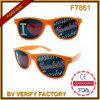 F7861 de In het groot Recentste Zonnebril Van uitstekende kwaliteit van de Manier van de Speldeprik van de Douane