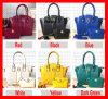 بالجملة الصين مصنع [بو] حقيبة يد مصنع إمرأة حقيبة يد