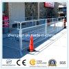 Барьер управлением толпы движения пешеходов загородки металла безопасности временно