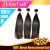 7A Grade Natural Top Quality Human Malaysian Silky Straight Virgin Hair Extension Lbh 132