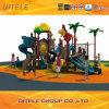 Campo de jogos ao ar livre das crianças da série do jardim zoológico do campo de jogos (AW-13701)