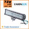 Diodo emissor de luz Truck Offroad Light Bar do CREE 72W Alu Firm Bracket