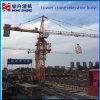 Kran hergestellt in China von Hsjj Qtz6024 für Verkauf