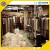 Máquina de la cerveza de la calefacción de vapor del equipo 500L de la cervecería de la cerveza pequeña