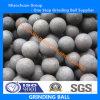 bola de pulido echada alto cromo de 100m m