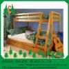 Bâti de couchette neuf de taille de double de pin de Pupolar d'enfants de modèle