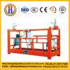 Alzamiento eléctrico de la seguridad de la plataforma suspendida para la construcción de edificios