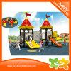 Спортивная площадка серии замока напольная изгибая скольжение для детей