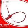 Высокое Safety Plastic Tie Seals с Bar Code и Logos