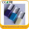 Mecanismo impulsor colorido del flash del USB del cristal de la insignia del grabado (ED502)