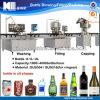 Tipo linear máquina de rellenar para la pequeña fábrica de la bebida