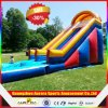 Usine Price Inflatable Water Slide, Outdoor Water Slide avec Pool