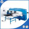O-Tipo máquina de perfuração hidráulica da torreta do CNC