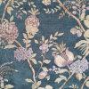 Tela floral del sofá de la cortina del telar jacquar de lujo del Chenille (FD0070A-G01)