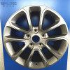 A venda por atacado forjou as rodas de carro de alumínio