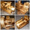 Simens Motor를 가진 Atex Explosionproof High Vacuum Pump
