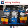 Vulcanizer de borracha automático cheio de alta velocidade do vácuo com Ce (30V4)