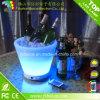 Diodo emissor de luz Ice Buckets com o diodo emissor de luz Bucket de Remote Control Champage para Wine
