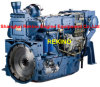 diesel van 258HP Weichai Wd10c258-15 de Mariene Motor van de Boot (Wd615c