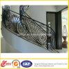 Escalier artistique de balustre de fer travaillé