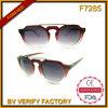 Rétro lunettes de soleil de produit neuf du modèle F7285