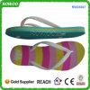 Cadute di vibrazione delle suole del sandalo della gomma di gomma piuma (RW24947C)