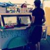 Il congelatore di Xsflg Gelato Carts l'Australia