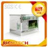 exhibición transparente de 46inch LCD para hacer publicidad, exposición, sitio de la demostración
