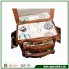 宝石類のための映された特別な処理のレトロのペンキの木の収納箱