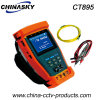 un CCTV Video Tester Monitor di 3.5  TFT-LCD con Optical Power Meter (CT895)