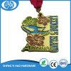 Medalla de los competidores del recuerdo de la medalla de oro