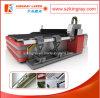 machines de découpage de laser de précision de pipe en métal 500W