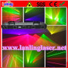 Laser del disco del laser Show Projector y Show Lighting de Lanling L2655 Vprgy 580MW CH11 Five Tunnel