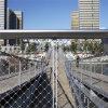 橋使用法のためのステンレス鋼ケーブルの網